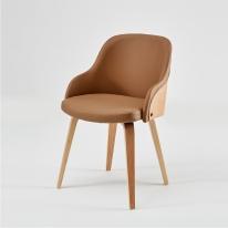 목제 심플 엔틱 인테리어 의자