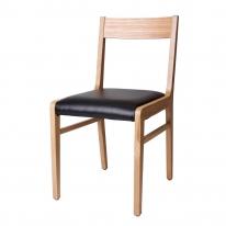 모던 빌드 인테리어 원목 의자