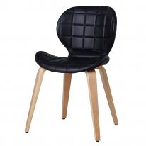 모던 프린스 인테리어 원목 의자