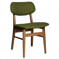 모던 하프 인테리어 원목 의자