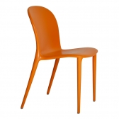 심플 무지개 인테리어 플라스틱 디자인 의자