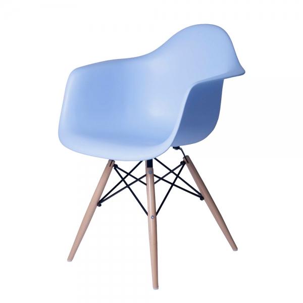 심플 에펠 암 인테리어 플라스틱 디자인 의자
