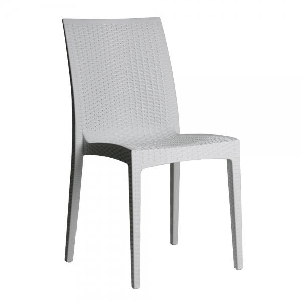 심플 스퀘어 인테리어 플라스틱 디자인 의자