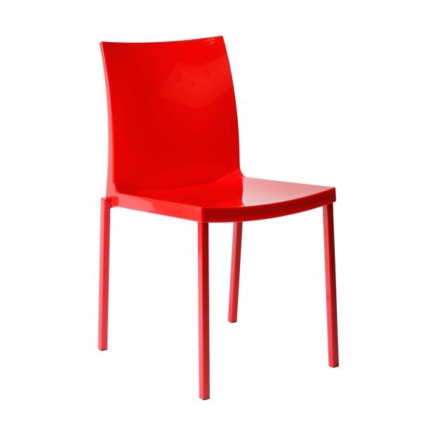 심플 AD 인테리어 플라스틱 디자인 의자