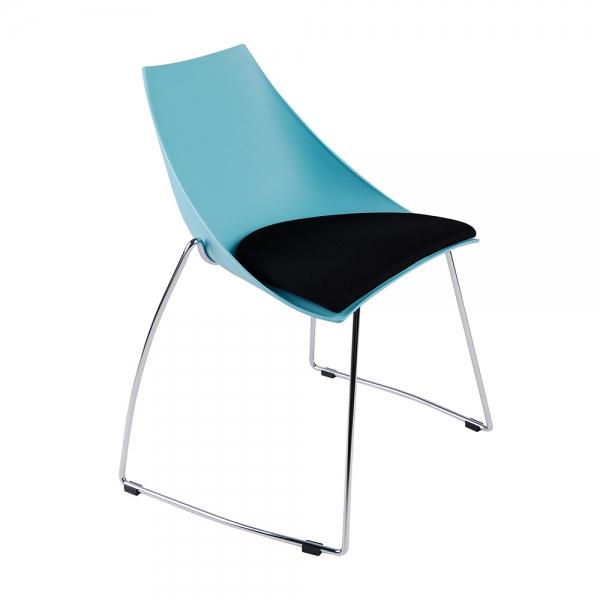 심플 인테리어 플라스틱 디자인 의자