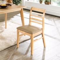 덴코 1인 원목 의자