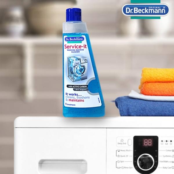독일 닥터베크만 세탁조 전문 클리너(액상타입) 세탁조청소/악취제거
