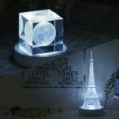 감성캠핑 누름식 LED 받침조명 (백색케이스/백색)