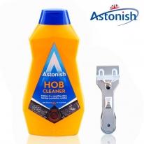 아스토니쉬 인덕션 하이라이트 클리너 500ml + 스크래퍼 무료 증정