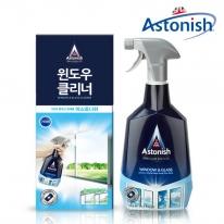 아스토니쉬 유리세정제 창문 거울 자동차 장식장 진열장