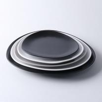 조약돌 접시