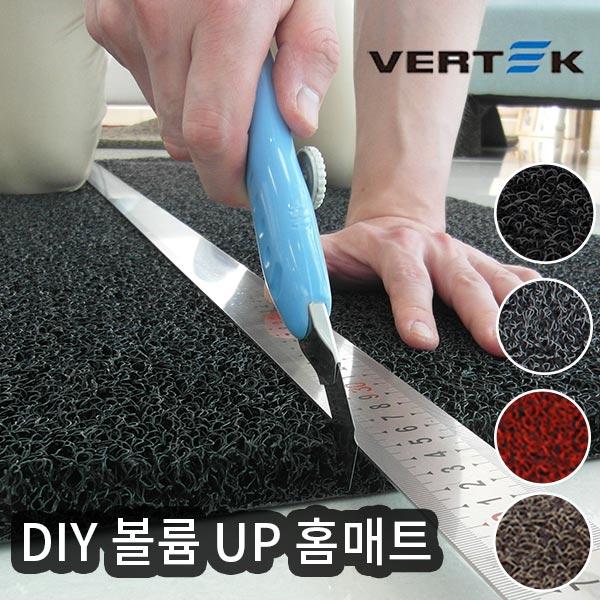 버텍 볼륨업 DIY 홈매트 현관/발코니/베란다/욕실(두께20mm-1cm단위판매)