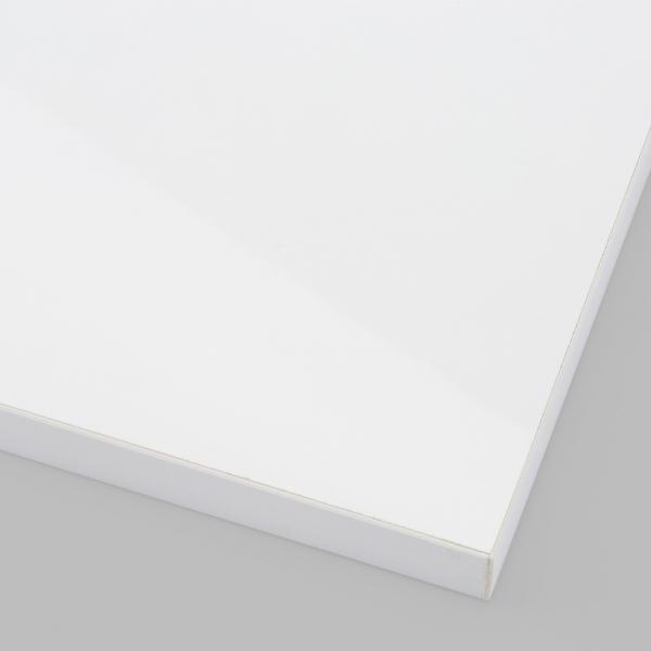UV코팅(하이그로시) 화이트 18T//원하는 사이즈로 판재재단
