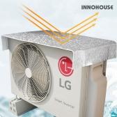 이노하우스 정품 에어컨 실외기 절전커버 태양열차단 전기세절약