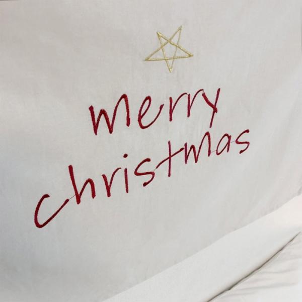 메리크리스마스 패브릭포스터 가리개 커튼_85x64cm