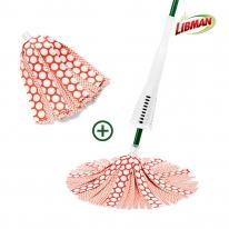 리브만 원더맙 리필팩(밀대1개+리필 걸레1개) -물짜는 걸레, 방청소,바닥청소, 매장