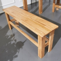 [노하우] 케이 원목 벤치의자