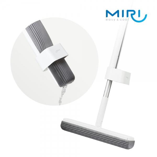 [미리 밀대걸레] MR-201 손에 물한방울 묻히지 않는 물걸레청소기