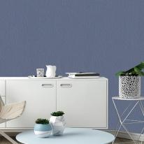 1072-6 블루 만능 풀바른 벽지 폭93cm