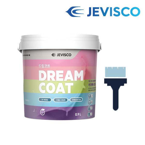 드림코트 스카이 블루 0.9L 친환경 페인트