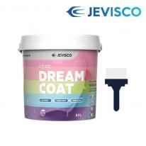 드림코트 화이트 0.9L 친환경 페인트