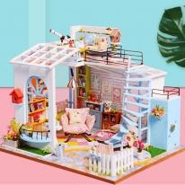 DIY 미니어처 하우스 - 루프탑 하우스