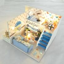 DIY 미니어처 하우스 - 오션 하우스