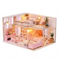DIY 미니어처 하우스 - 핑크 드림 하우스