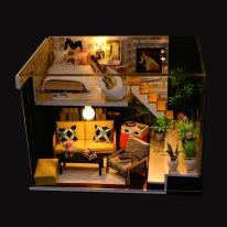 DIY 미니어처 하우스 - 뮤직하우스
