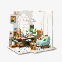 DIY 미니어처 시그니처 하우스 - 공부방