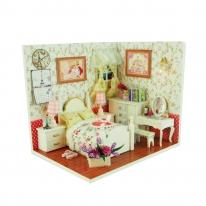 DIY 미니어처 하우스 - 모모의 침실