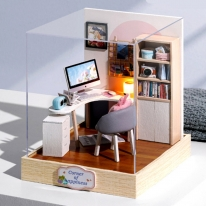 DIY 미니어처 스페셜 키트 - 공부방