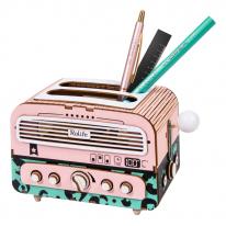 DIY 3D 펜홀더 입체퍼즐 - 고양이
