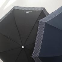 CM 2단 도트보더 자동 2단 우산