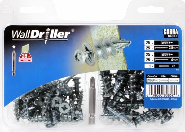 석고보드앙카 월드릴러 -  WALLDRILLER