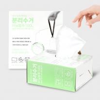 끈 있는 분리수거 비닐 100L (50매)