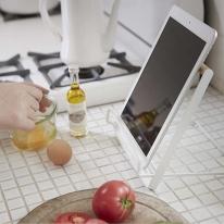 요리 필수템 철제 아이패드 태블릿 거치대 스탠드