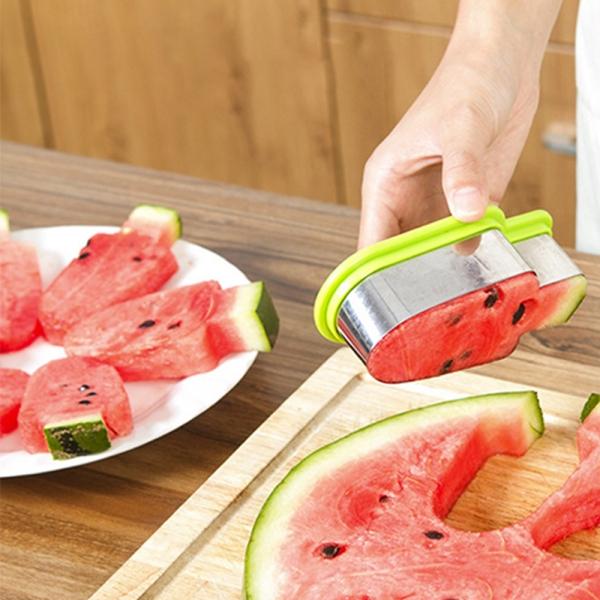 [한정 SALE /무료배송] 수박커터기 수박칼 수박풍차칼 수박 슬라이서