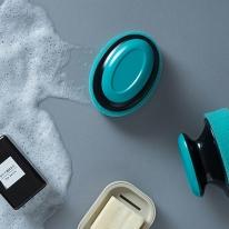 화장실 싱크대 청소 도구 스카치 청소솔 브러쉬