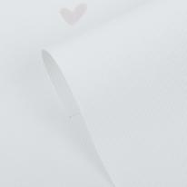 [새로고침]만능풀바른벽지 합지 LG49487-1 소프트하트 화이트