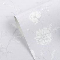[새로고침]만능풀바른벽지 실크 G77251-2 로지 바이올렛