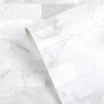 [새로고침]만능풀바른벽지 실크 C56114-1 마블스톤 화이트