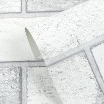 [새로고침]만능풀바른벽지 실크 H5021-1 빈티지스톤 라이트그레이
