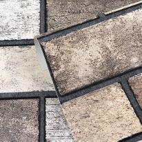 [새로고침]만능풀바른벽지 실크 H5021-2 빈티지스톤 탄브라운