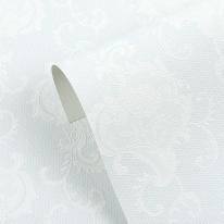 [새로고침]만능풀바른벽지 실크 H5039-2 벨라 민트블루