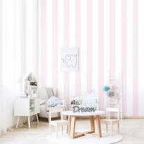 [새로고침] 만능풀바른벽지 합지 KS93408-2 에일린 핑크