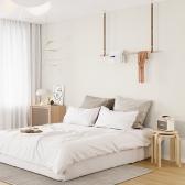 [새로고침] 풀바른벽지 실크 LG7091-2 크림 아이보리