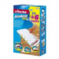 바이레다 어트랙티브 밀대청소기 건식 리필 패드 30매
