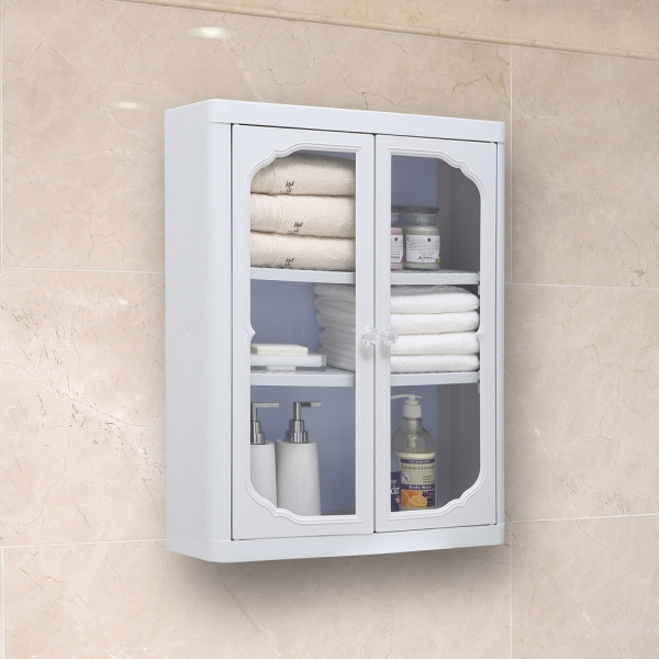 620 욕실수납장(백색)