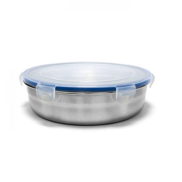 키친아트 피앙세 27종 스텐찬통 원형 5호 1.36L